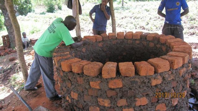 Kiln construction
